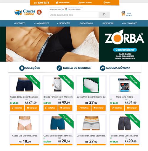 2ef349fdb1 Loja virtual de Moda   Acessórios    Fastcommerce